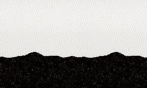 Transette Bütten Schwarz